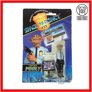 Space-Precinct-Captain-Podly-Action-Figure-Vintage-1994-Vivid-Imaginations