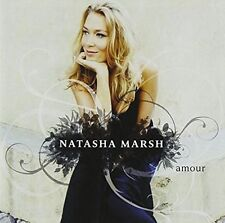 NATASHA MARSH - AMOUR NEW CD