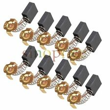 "10 Pcs 11//16/"" x 13//32/"" x 1//4/"" Electric Motor Carbon Brushes 6x10x17mm"