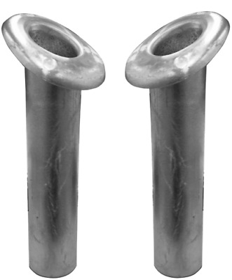 Cast Alloy Angle Rod Holder Weld In No Holes  Made In Aust  Each