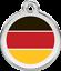 DOG-CAT-TAGS-NATIONAL-FLAGS-FULLY-ENGRAVED-amp-GUARANTEED-FOR-LIFE thumbnail 4