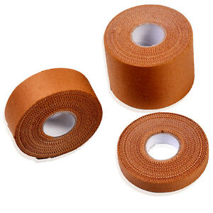 Sports-Tape-13-7M-Length-Durable-Tearable-Rigid-Support-Breathable-ONE-ROLL