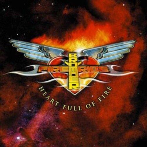 Brother Firetribe - Heart Full of Fire [New CD] Hong Kong - Import
