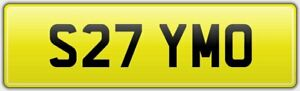 SIMMO-NUMBER-PLATE-S27-YMO-ALL-FEES-PAID-SIM-SIMON-SIMMY-SYE-SIME-SIMMS-SIMONE