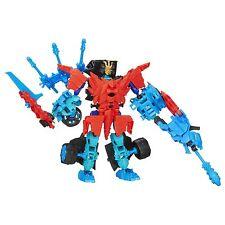 Transformers Autobot Age Extinction Construct-Bots Dinobot  Drift Rougnek - New