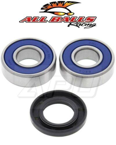Front Wheel Bearings XR200R XR500 CR 125 250 YZ 465 490 ALL BALLS 25-1038 APU
