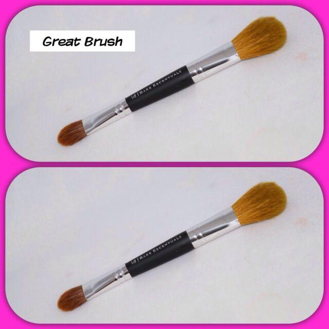 2 LOT Bare Minerals Highlight & Brighten Brush NEW Sealed $56