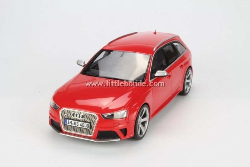 GT Spirit 2012 Audi RS4 Avant Misano Red LE of 600 GT016A 1 18Almost Sold Out