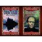 Perfect Partners: Dracula & Frankenstein by Bram Stoker, Mary Shelley (Hardback, 2016)