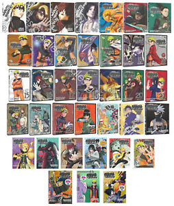 Details about Naruto Shippuden Anime TV Series Complete Sets 1-37 Episodes  1-486 UNCUT NEW DVD