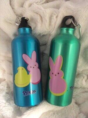 Peeps Aluminum Water Bottle 20 oz Just Born Inc.