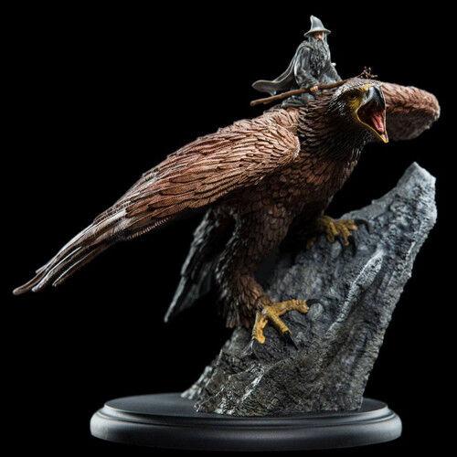 Lord Of The Rings - Gandalf Snap On Gwaihir Statue Weta