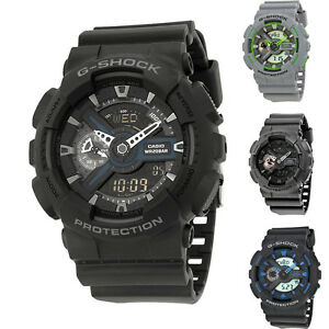 Casio G Shock Analog Digital Resin Strap Mens Watch Choose color