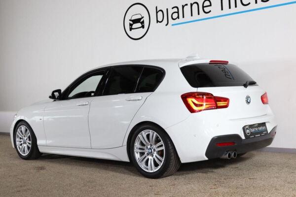 BMW 120d 2,0 M-Sport aut. - billede 2