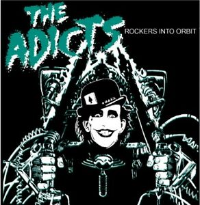ADICTS-039-Rockers-Into-Orbit-039-29-live-in-Germany-punk-rock-tracks-sealed-CD