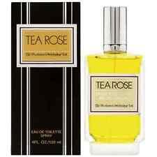 The Perfumers Workshop Tea Rose Eau De Toilette 4 oz (Pack of 9)