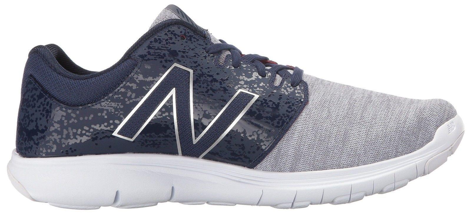 New Balance Men's M530V2 Running shoes Grey Navy SIZE 10  US M530RN2