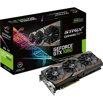 ASUS ROG Strix GeForce GTX 1080 Advanced