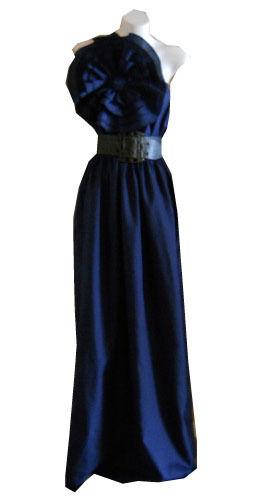 VINTAGE HARAH DESIGNS SUMMER MAXI COTTON BLEND COCKTAIL DRESS 6-8-10-12-14-16-18