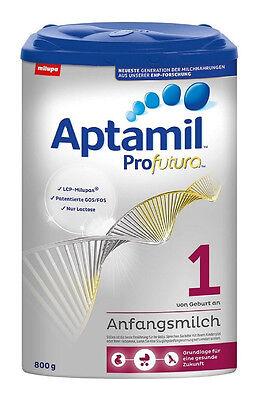Praktisch Milupa Aptamil Profutura 1 Anfangsmilch 1 Jahr Haltbar Ab Kaufdatum 1x800g`` üPpiges Design