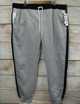 Southpole Joggers Mens 5X 5XL 5XB Black Tech Fleece Slim Fit Jogger Pants New