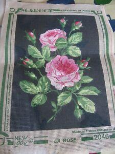 Tapiz Lona, Margot, creaciones de París, La Rose