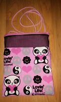 Sugar Glider Bonding Pouch (pink Pandas)