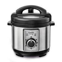 Cooks Fast Pot JR. 2 QT. Multi Cooker
