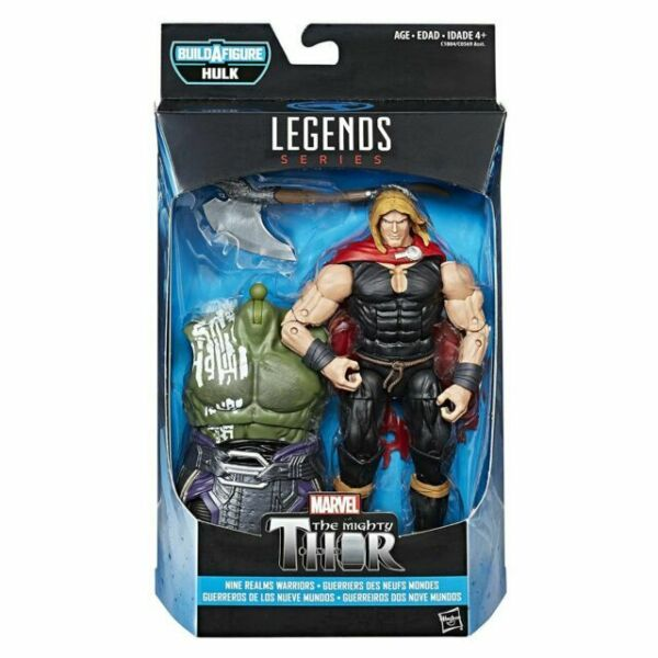 Hasbro Marvel Legends Hulk Build-A-Figure Wave ODINSON Figure