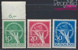Berlin-West-68-70-geprueft-postfrisch-1949-Waehrungsgeschaedigte-8894208