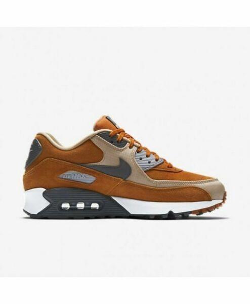 Size 13 - Nike Air Max 90 Premium Desert Ochre for sale online | eBay