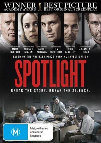 1 of 1 - Spotlight (Dvd) Crime Drama History Mark Ruffalo, Michael Keaton, Rachel McAdams