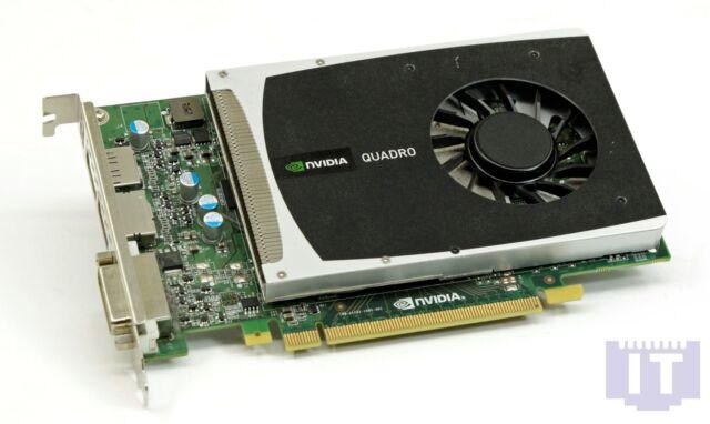 Nvidia Quadro 2000 1GB GDDR5 SDRAM PCI Express x16 Desktop Video Card