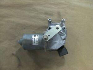 Wischermotor vorne OPEL Zafira B von Valeo 404,976 12V