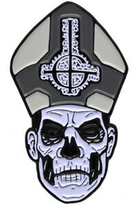 Trick or Treat Studios GHOST Band Papa II Enamel Pin NEW