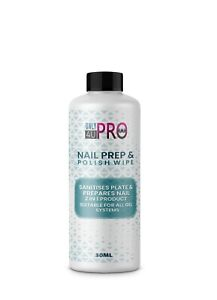 2021-NEW-Prep-And-Wipe-Nail-Gel-Polish-Cleanser-Cleaner-UV-LED-Manicure-30ml