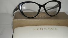 7976f4a4560 Versace 3246b Eyeglasses Gb1 Black 100 Authentic for sale online