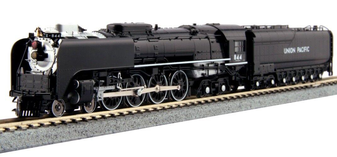 Kato 126 0401 1 N 4 8 4 FEF-3 Union Pacific Locomotora  844 Negro Pintura con