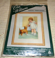 Elsa Williams - The Reward - Crewel Embroidery Kit 00317