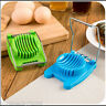 Kitchen Cooking Egg Cutter Egg Slicer Multifunction Slicer Sectioner Peeler Tool