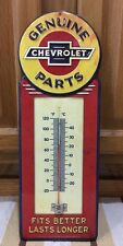CHEVROLET Thermometer Parts Car Truck Coupe Chevy Coke Camaro SS Chevelle Decor