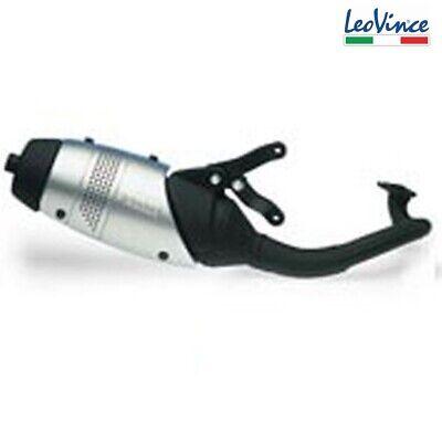 Impianto di scarico LEOVINCE Touring per MBK Nitro 100 Booster 100