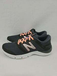 New-Balance-WX711VM2-Cross-Training-Women-039-s-Sneakers-Shoes-Grey-Pink-White-8-5