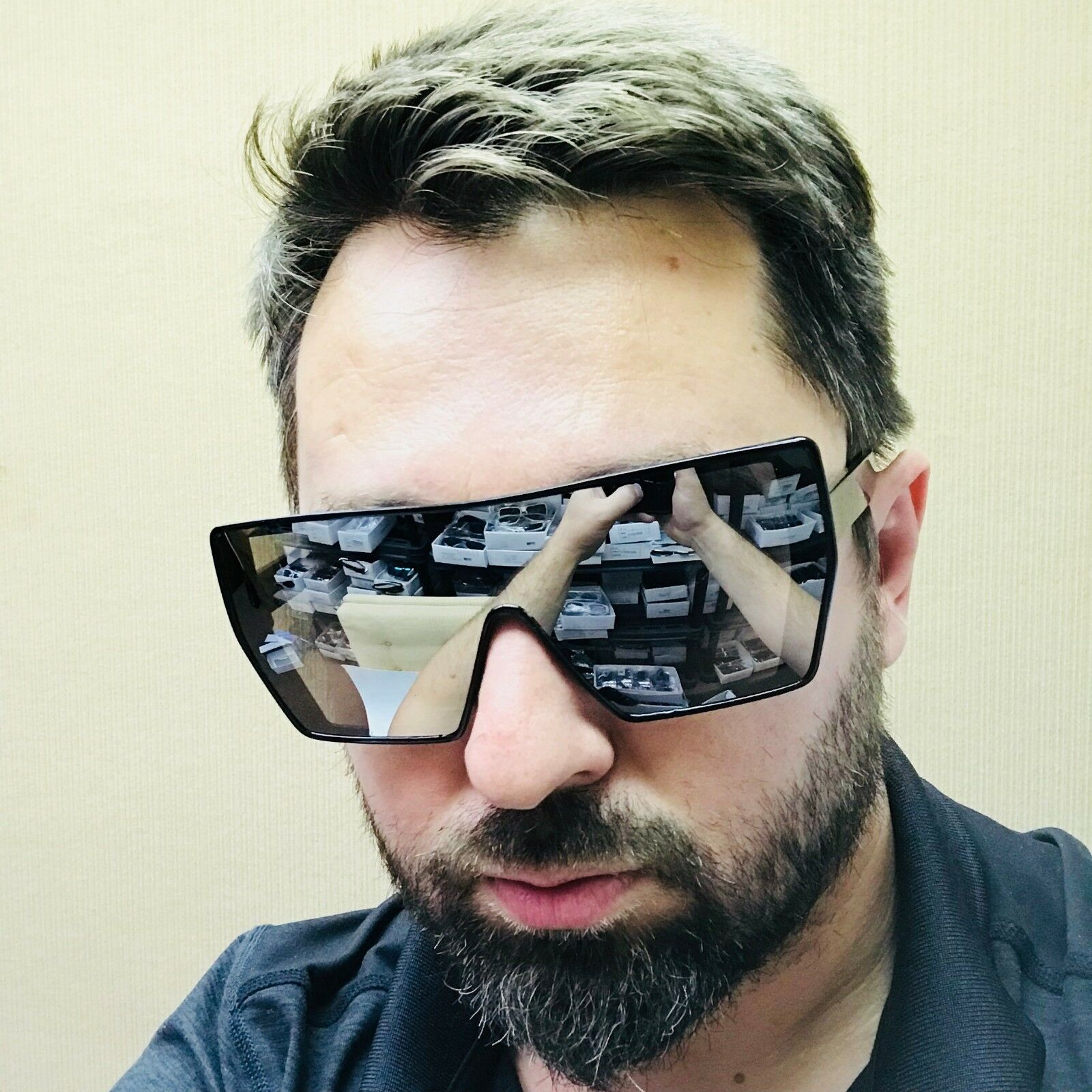 Fashion New Style One Piece Designer Ocean Fashion Sunglasses For Men For Women