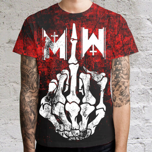 Motionless In White hot new Mens T-Shirt Tee