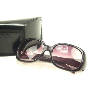 37c05c3adfdc Image is loading Fendi-sunglasses-Red-Silver-Woman-Authentic-Used-T277