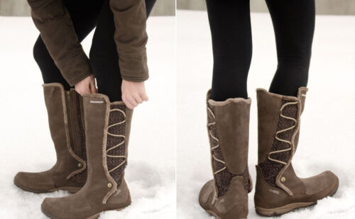 super warm insulated waterproof UK 4 Salomon Emmy Womens Winter Boot