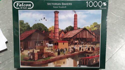Falcon De Luxe Victoriano panaderos 1000 Pieza Rompecabezas