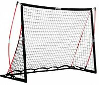 6x4in Portable Soccer Goal, Net Outdoor Sports Tension Poles Pratice Training on sale