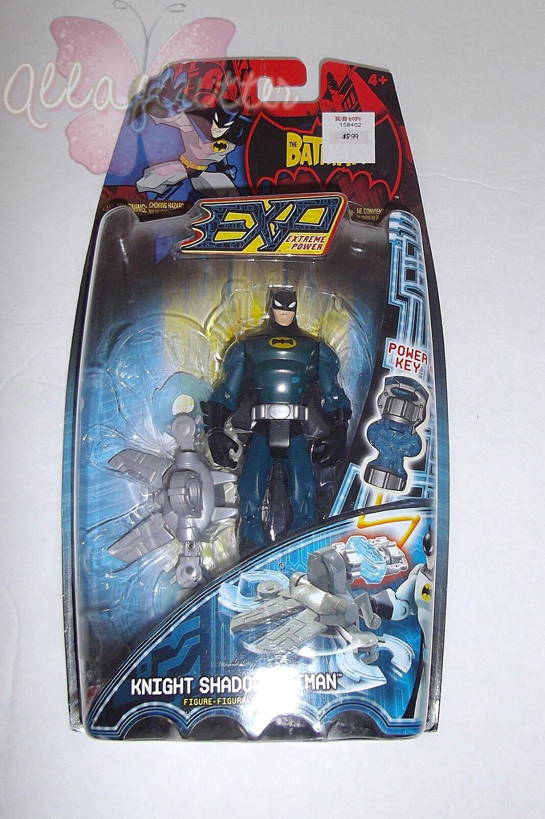 Batman exp extreme macht ritter batman - variante j1922 selten ein blauer schatten